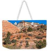Sandstone Hills Weekender Tote Bag