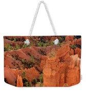 Sandstone Hoodoos At Sunrise Bryce Canyon National Park Utah Weekender Tote Bag