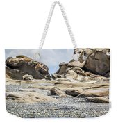 Sandstone Island Sculptures Weekender Tote Bag