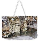 Sandstone Reflections Weekender Tote Bag by Douglas Barnard