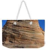 Sandstone Rock Formation Zion National Park Utah Weekender Tote Bag