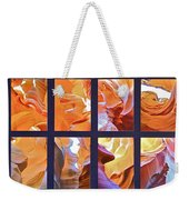 Sandstone Sunsongs Golden Oldies Photo Assemblage Weekender Tote Bag