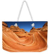 Sandstone Surf Weekender Tote Bag by Adam Jewell