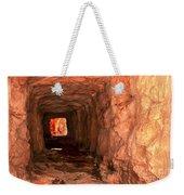 Sandstone Tunnel Weekender Tote Bag