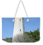 Sandy Hook Lighthouse II Weekender Tote Bag