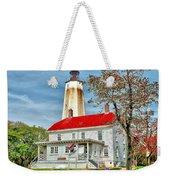 Sandy Hook Spring Weekender Tote Bag