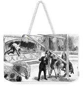 Sanger's Circus, 1884 Weekender Tote Bag