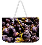 Sangiovese Grapes Weekender Tote Bag