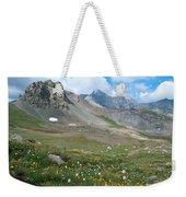 Sangre De Cristos Meadow And Mountains Weekender Tote Bag