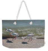 Sanibel Ibis Weekender Tote Bag