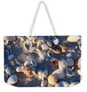 Sanibel Island Shells 1 Weekender Tote Bag