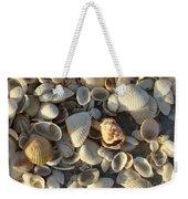 Sanibel Island Shells 3 Weekender Tote Bag