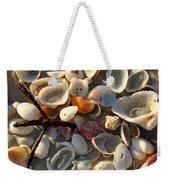 Sanibel Island Shells 6 Weekender Tote Bag