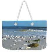 Sanibel Sand Dollar 2 Weekender Tote Bag