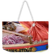 Sans Atout Or No Trump Weekender Tote Bag