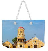Santa Barbara Church Weekender Tote Bag