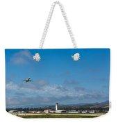 Santa Barbara Takeoff Weekender Tote Bag