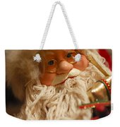 Santa Claus - Antique Ornament - 08 Weekender Tote Bag