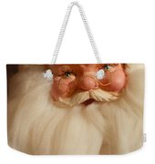 Santa Claus - Antique Ornament - 14 Weekender Tote Bag
