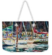Santa Cruz Dock Weekender Tote Bag