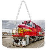 Santa Fe 95 In Retirement Weekender Tote Bag