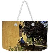 Santa Fe Afternoon - New Mexico Weekender Tote Bag