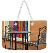 Santa Fe Cafe And Boutique Weekender Tote Bag
