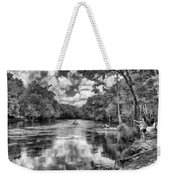 Santa Fe River Park Weekender Tote Bag