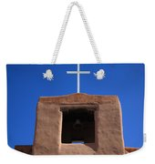 Santa Fe - San Miguel Chapel Weekender Tote Bag