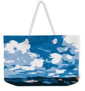 Santa Fe Skies Weekender Tote Bag
