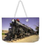 Santa Fe Steam Weekender Tote Bag