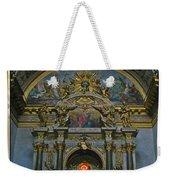 Santa Maria Church In Assisi Italy Weekender Tote Bag