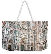 Santa Maria Del Fiore - Florence Weekender Tote Bag