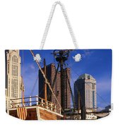 Santa Maria Replica Photo Weekender Tote Bag