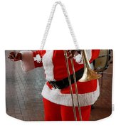 Santa New Orleans Style Weekender Tote Bag