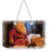 Santa Photo Art 07 Weekender Tote Bag