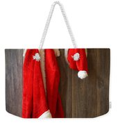 Santa's Coat Weekender Tote Bag