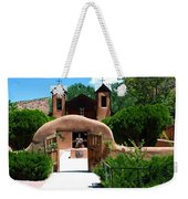 Santuario De Chimayo Weekender Tote Bag
