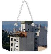 Sao Paulo Penthouse Weekender Tote Bag