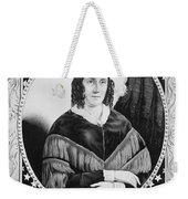 Sarah Childress Polk (1803-1891) Weekender Tote Bag