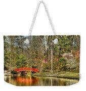 Sarah P. Duke Gardens Weekender Tote Bag