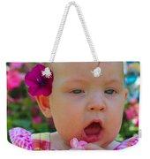 Sarah_3931 Weekender Tote Bag
