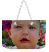 Sarah_3935 Weekender Tote Bag
