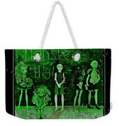 Sarah's Monster High Collection Frankenstein Effect Weekender Tote Bag