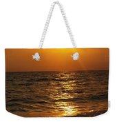 Sarasota Sunset Florida Weekender Tote Bag