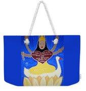 Sarasvati Weekender Tote Bag