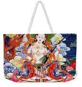Saraswati 12 Weekender Tote Bag