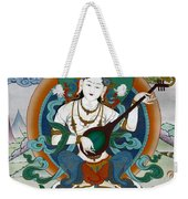 Saraswati 13 Weekender Tote Bag