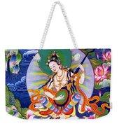 Saraswati 5 Weekender Tote Bag