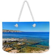 Sardinia - Shore In San Pietro Island Weekender Tote Bag